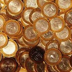 Юбилейные монеты 10 рублей биметалл