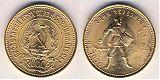 Монета Сеятель 1 червонец 1976 года